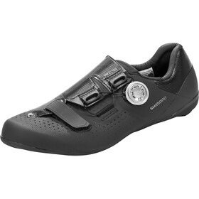 Shimano SH-RC5 Bike Shoes Wide Men, zwart